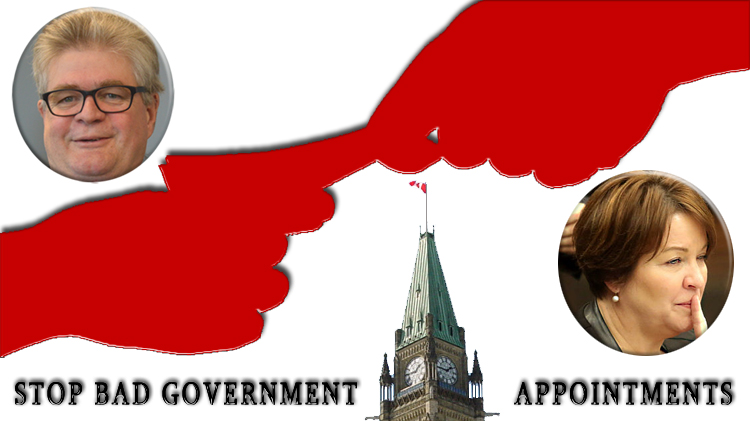 Democracy Watch in court today challenging PM Trudeau's biased, secretive appointment of new Lobbying Commissioner