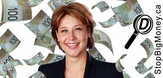 Premier Clark's Unethical Fundraising Court Case Fund