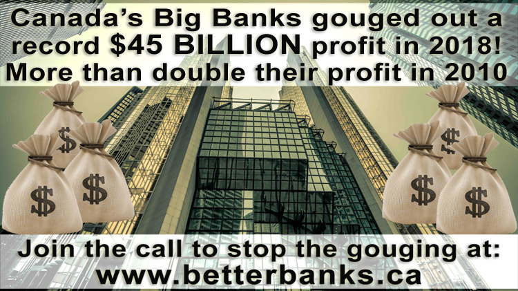 Bank Accountability Campaign – Democracy Watch