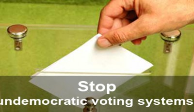 Democratic Voting Systems Campaign