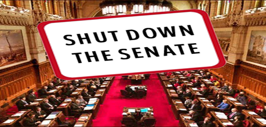 Senate is a kangaroo court – Senate Ethics Officer should not only rule on alleged violations by senators but should also be empowered to impose penalties (or, better yet, just shut down the Senate)
