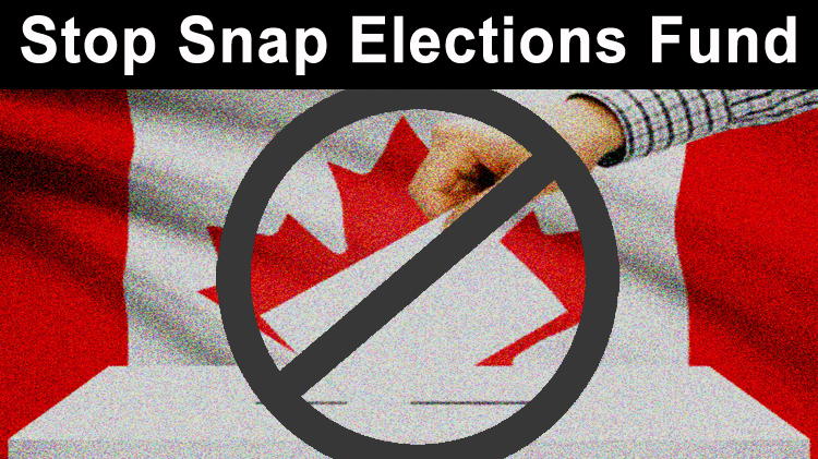 Stop Snap Elections Fund
